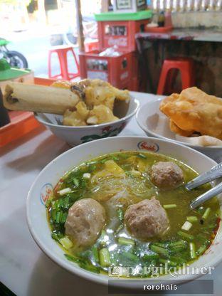 Foto 1 - Makanan di Bakso Kikil Sapi Asli Manunggal Cak Mat oleh Roro @RoroHais @Menggendads