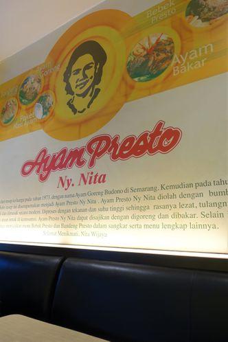 Foto Interior di Ayam Presto Nita