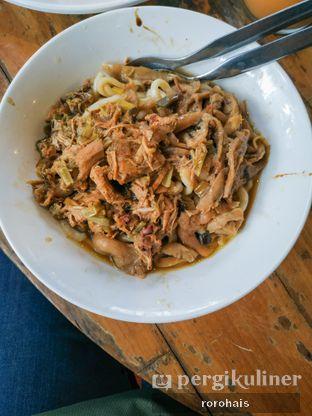 Foto - Makanan di Mie Pitik Bang Azat oleh Roro @RoroHais @Menggendads