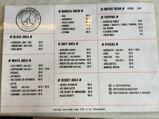 Foto 9 - Menu(sanitize(image.caption)) di Coffeedential Roastery & Dessert oleh Buncit Foodies
