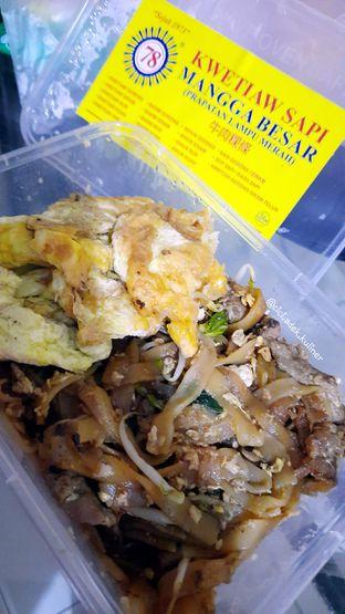 Foto 1 - Makanan di Kwetiaw Sapi Mangga Besar 78 oleh Jenny (@cici.adek.kuliner)