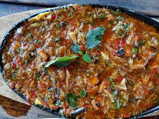 Foto 3 - Makanan(Kepiting Hot Plate special) di Bandar Djakarta oleh David @dvidksuma