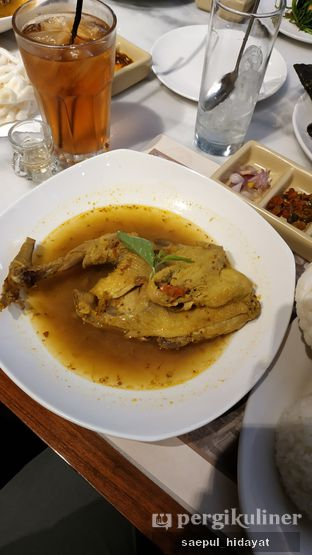 Foto 1 - Makanan(Ayam Betutu) di Bebek Tepi Sawah oleh Saepul Hidayat