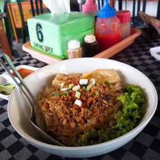 Foto review Pangsit Mie Ayam Simpang Super oleh El Yudith 1