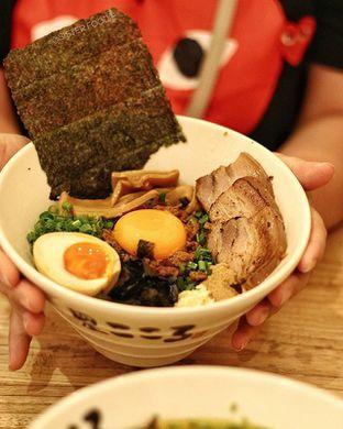 Foto 1 - Makanan(Zenbu Nose Mazesoba) di Kokoro Tokyo Mazesoba oleh Eliza Stephanie