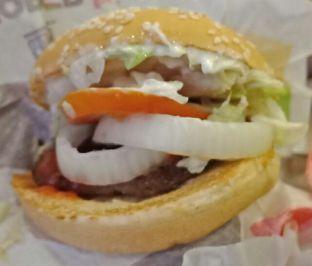 Foto 3 - Makanan di Burger King oleh Pinasthi K. Widhi