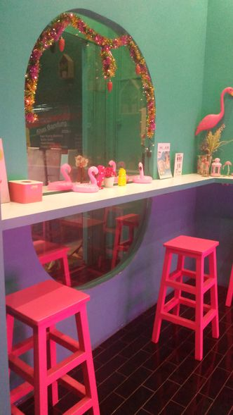Foto Interior di Kopi Tuya