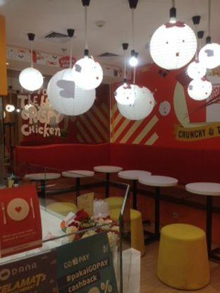 Foto review Pop Chop Chicken oleh Threesiana Dheriyani 1