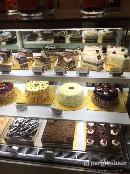 Cake Ultah Jco 01 Kue Ultah Pusat