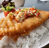 Foto Fish and Chip di Atlast Kahve & Kitchen