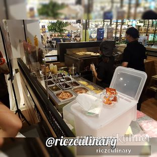 Foto 3 - Interior(Pemasakan dan Persiapan Toping) di Liang Sandwich Bar oleh Ricz Culinary