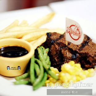 Foto 3 - Makanan(Prime Tenderloin with Black Pepper Sauce) di Holycow! STEAKHOUSE by Chef Afit oleh Irene Stefannie @_irenefanderland