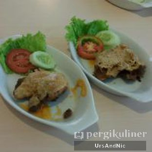 Foto 1 - Makanan(Ayam presto telor asin) di Ayam Tulang Lunak Hayam Wuruk oleh UrsAndNic