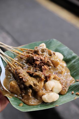 Foto 1 - Makanan di Sate Padang H. Ajo Manih oleh harizakbaralam