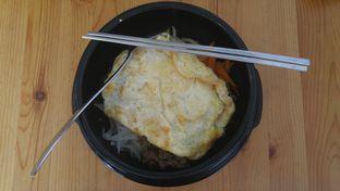 Foto 1 - Makanan(Dolsot Bibimbap) di An.Nyeong oleh Sudomo Arifin