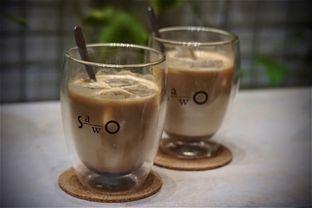 Foto 4 - Makanan(Es Kopi Sawo) di Sawo Coffee oleh Fadhlur Rohman