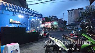 Foto 4 - Eksterior di Perang Kerang - Barbarian Seafood House Restaurant oleh AndaraNila