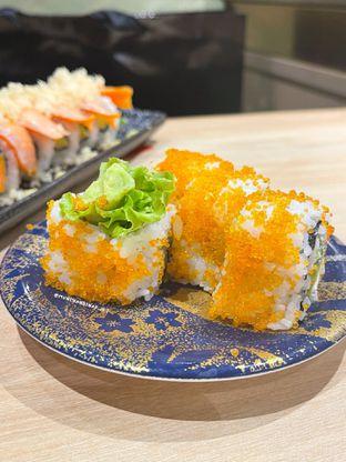 Foto 2 - Makanan(Avocado with Cheese & Mayo Chumaki) di Kappa Sushi oleh Winda Verfida