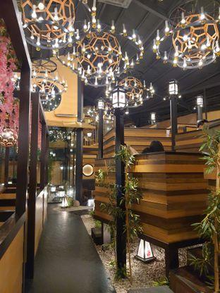 Foto 2 - Interior di Okuzono Japanese Dining oleh @christianlyonal
