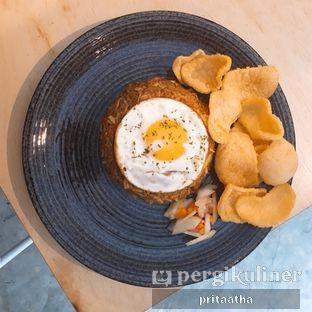 Foto 2 - Makanan(Auntie's Fried Rice) di Threelogy Coffee oleh Prita Hayuning Dias