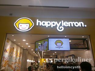 Foto review Happy Lemon oleh cynthia lim 1