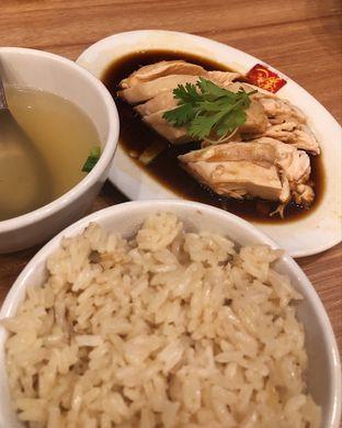 Foto 1 - Makanan(Chicken rice) di Wee Nam Kee oleh Claudia @claudisfoodjournal