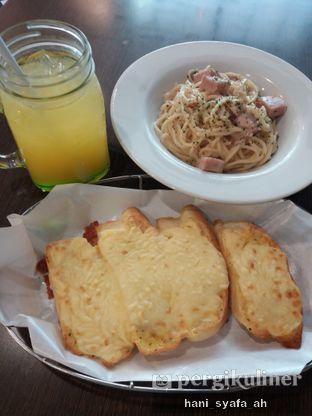 Foto 1 - Makanan(Spaghetti Carbonara) di Pizza Hut oleh Hani Syafa'ah