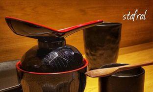 Foto 1 - Makanan di Kenta Tendon Restaurant oleh Stanzazone