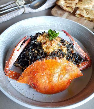 Foto 1 - Makanan(Tagliolini neri al Granchio) di Ambiente Ristorante - Hotel Aryaduta Jakarta oleh Gracia24