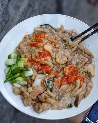 Foto Makanan di Mie Ayam Abadi