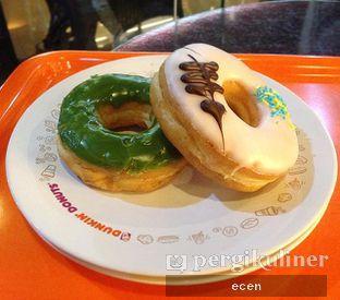 Foto - Makanan(donuts) di Dunkin' Donuts oleh @Ecen28