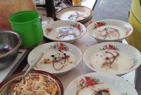 Foto Bubur Ayam Parkiran