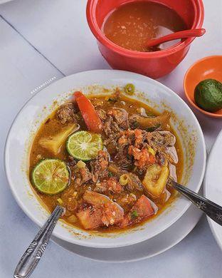 Foto review Lomie Kangkung Cucu Pinangsia oleh @eatandclicks Vian & Christine 1