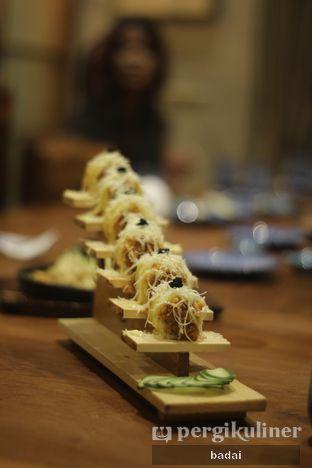 Foto 6 - Makanan(Flossy Tuna with Tamago & Cheese Roll) di Seigo oleh Winata Arafad