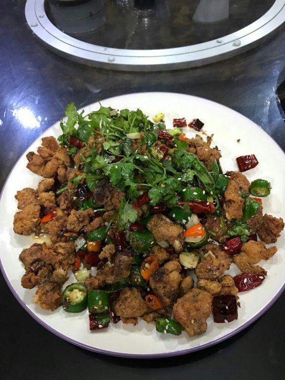 Resto Chinese Halal Review Jocelin Muliawan Di Restoran Sulaiman Resto Pecenongan