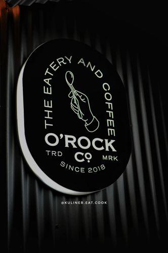 Foto Interior di O'Rock The Eatery and Coffee