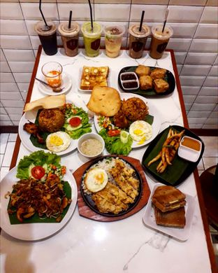 Foto 1 - Makanan di Hang Tuah Kopi & Toastery oleh Jacklyn  || IG: @antihungryclub