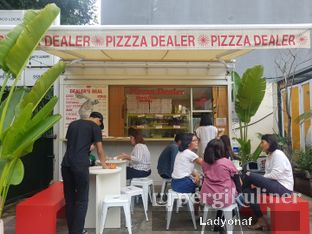 Foto 1 - Eksterior di Pizzza Dealer oleh Ladyonaf @placetogoandeat