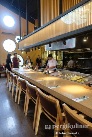 Foto 16 - Interior di Okuzono Japanese Dining oleh EATBITESNAP // Tiffany Putri