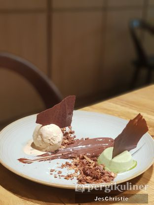 Foto 4 - Makanan(Cacaocha) di Lewis & Carroll Tea oleh JC Wen
