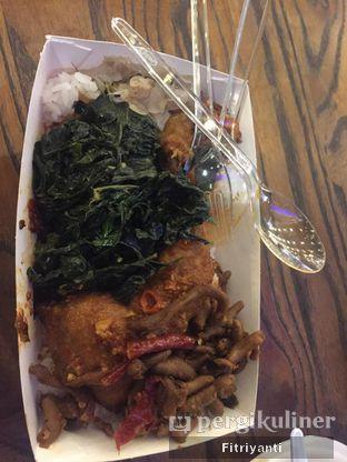 Foto 2 - Makanan di Master Nasi Pedas Bali oleh Fitri Yanti