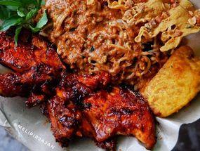 Foto Ayam Bakar Madiun