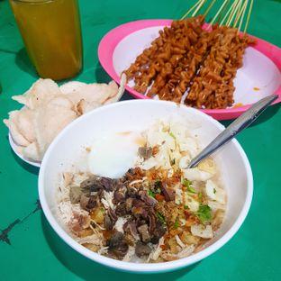 Foto - Makanan di Bubur Ayam Jakarta Mang Endut oleh denise elysia