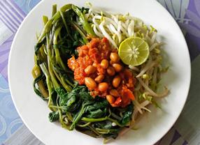 6 Kuliner Lezat Khas Indonesia yang 90% Berbahan Sayuran
