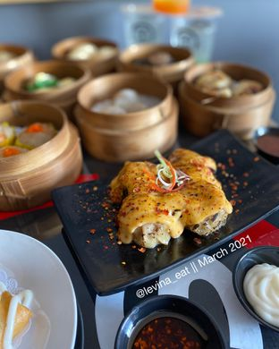 Foto 2 - Makanan di Sako Dimsum Bar oleh Levina JV (IG : @levina_eat & @levinajv)