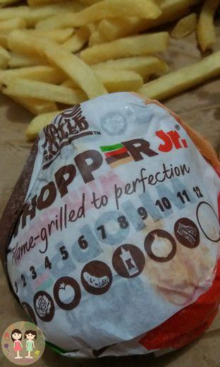 Foto 1 - Makanan di Burger King oleh Jenny (@cici.adek.kuliner)