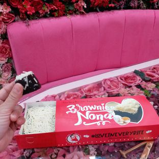 Foto review Brownies Nona oleh Kuliner Limited Edition 1