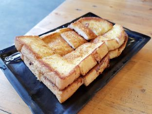 Foto 4 - Makanan(Roti bakar manis) di Ropang Plus Plus oleh foodstory_byme (IG: foodstory_byme)