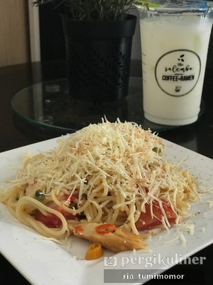 Foto review The Salemba Coffee & Ramen oleh Ria Tumimomor IG: @riamrt 1