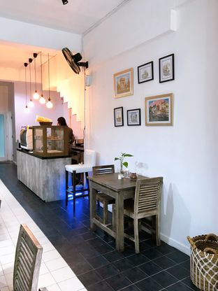 Foto 19 - Interior di PLUIE Cafe & Resto oleh yudistira ishak abrar